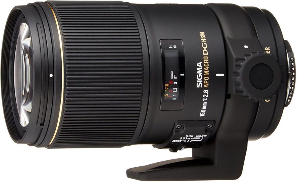 Sigma 150 mm f/2,8 mm EX DG APO OS HSM