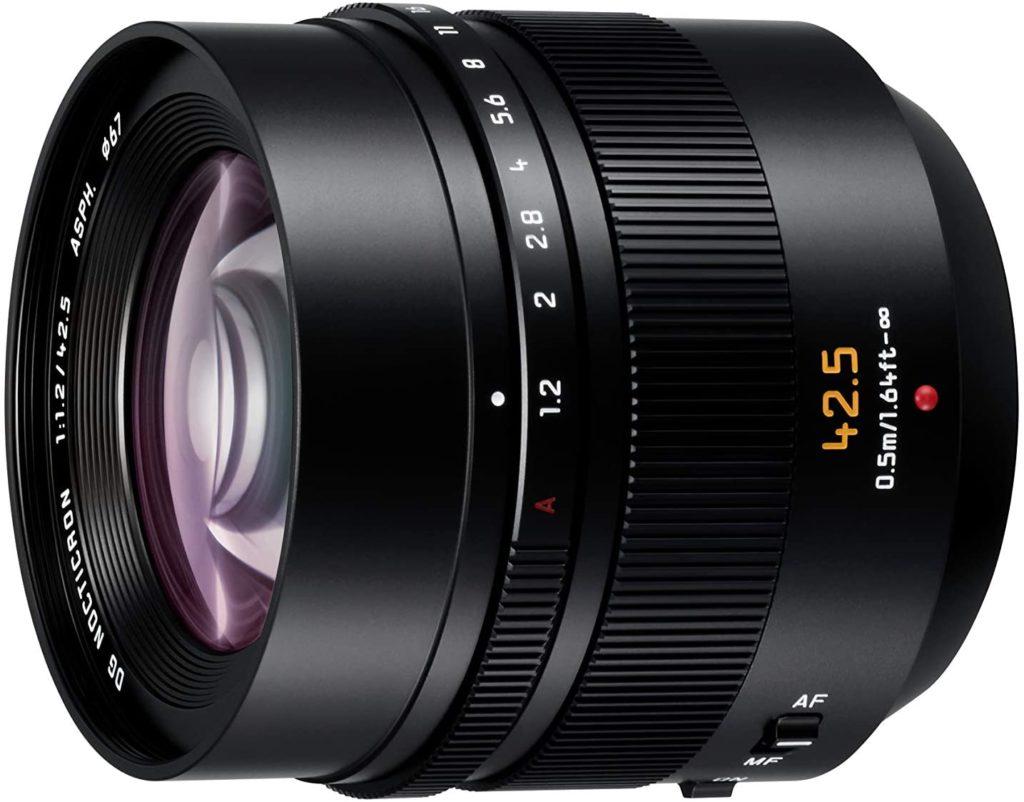 Leica DG summilux 42,5 mm f1,2