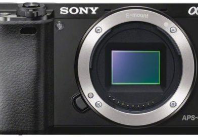 Sony Alpha 6000 face