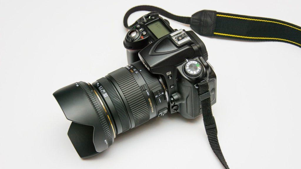 objectif pour photo portrait