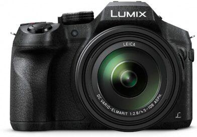 Lumix FZ300 face