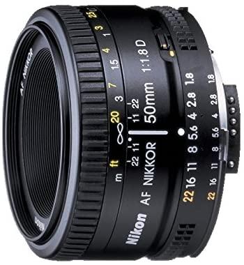 Nikon 50mm f/1.8D-AF
