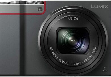 Panasonic Lumix TZ100 face