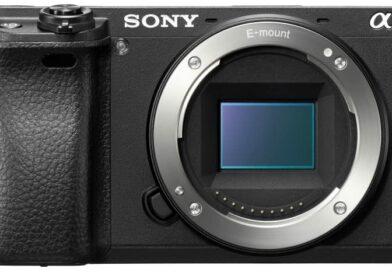 Sony A6300 face