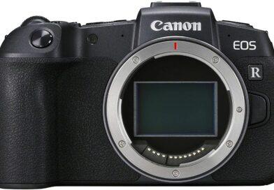 Canon EOS RP face