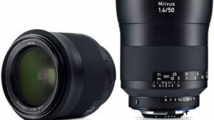 objectif 50 mm