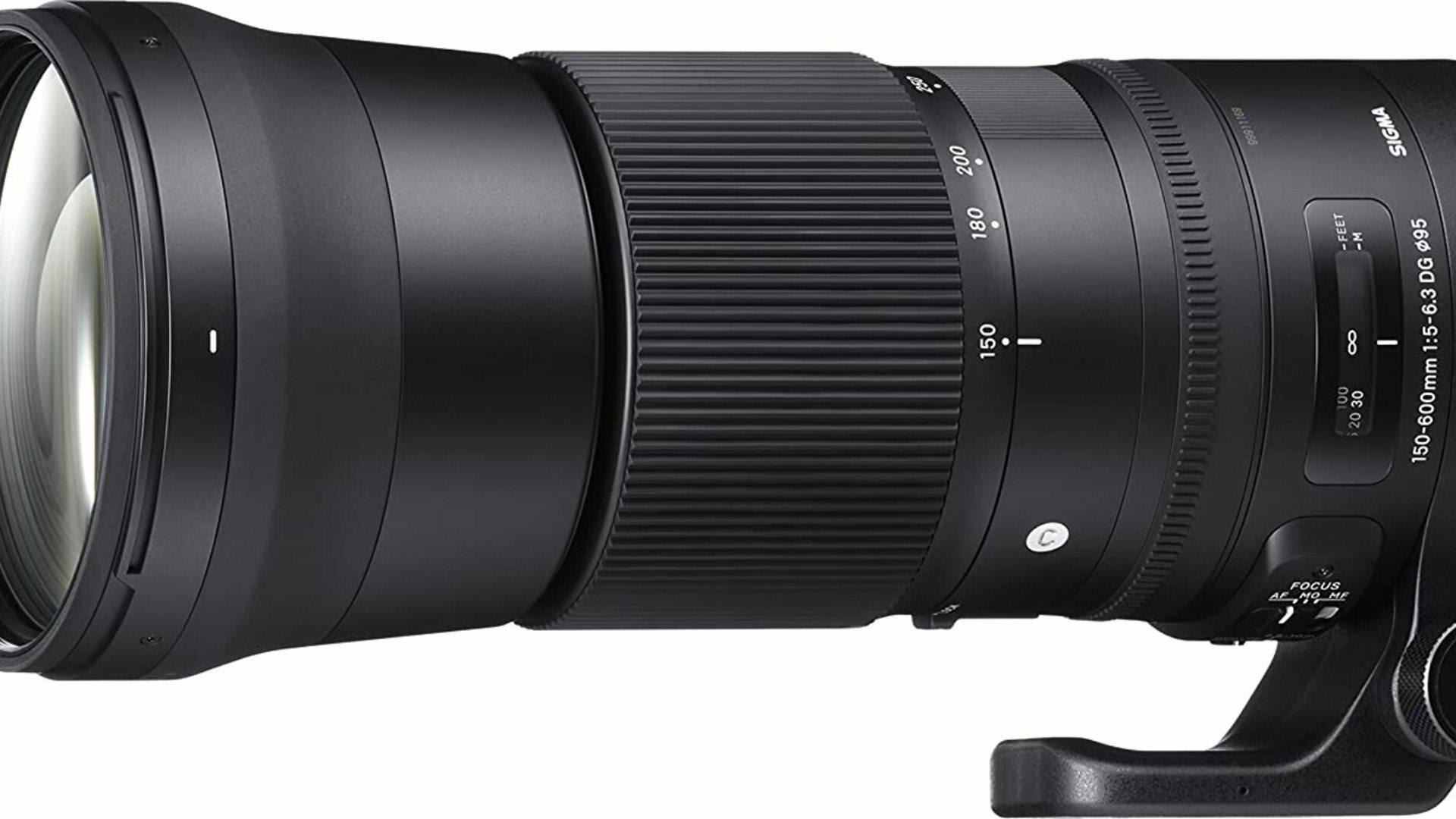 Sigma 150-600 mm : notre test et avis
