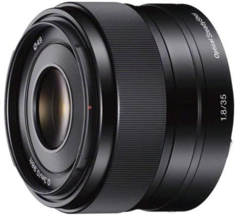 Sony E 35 mm f/1,8 OSS