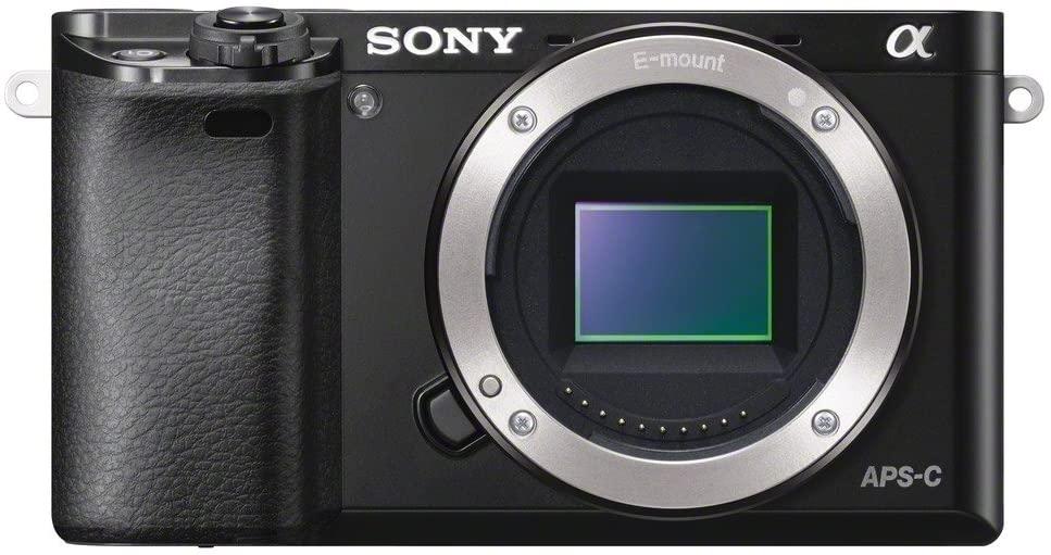 appareil photo Sony A6000