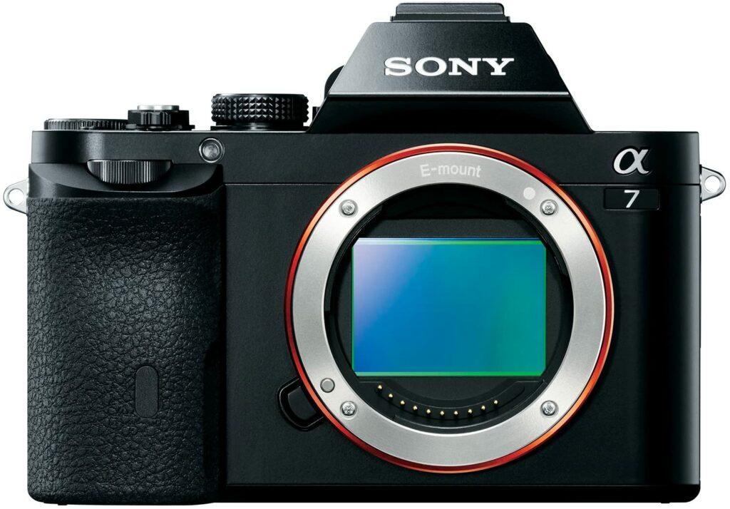 appareil photo Sony A7