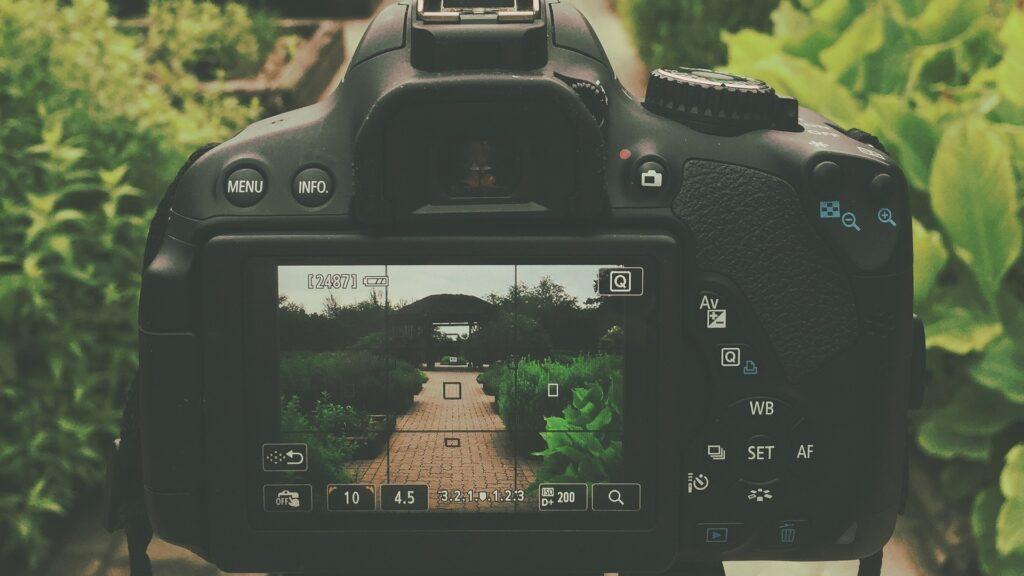 comment configurer appareil photo