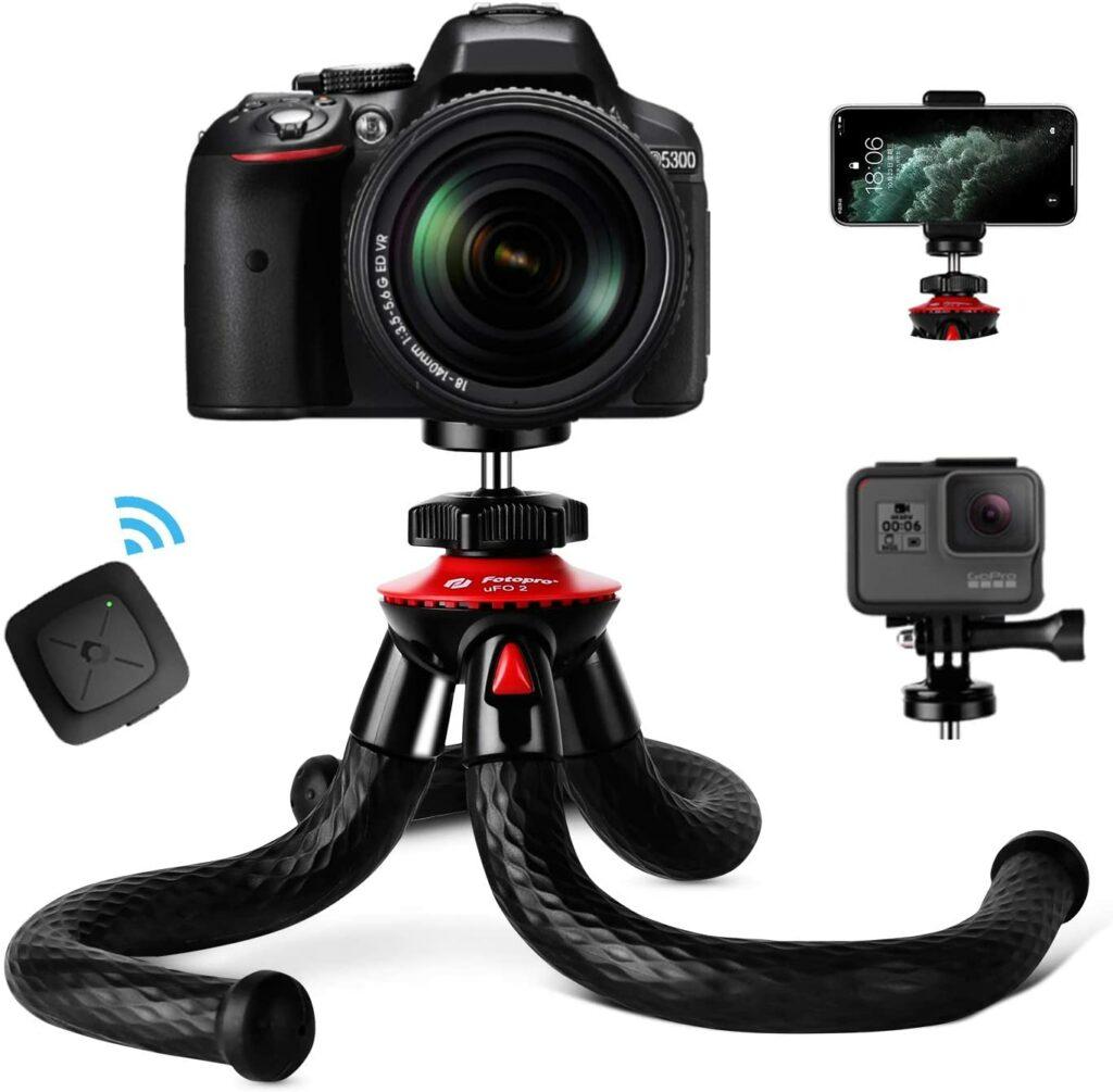 trépied smartphone Fotopro UFO 2