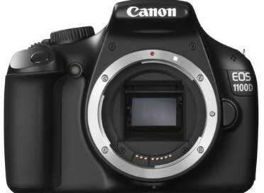 Canon EOS 1100D face