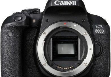 Canon EOS 800D face