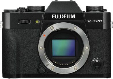 Fujifilm X-T20 face