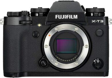 Fujifilm X-T3 face