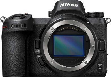 Nikon Z7 face
