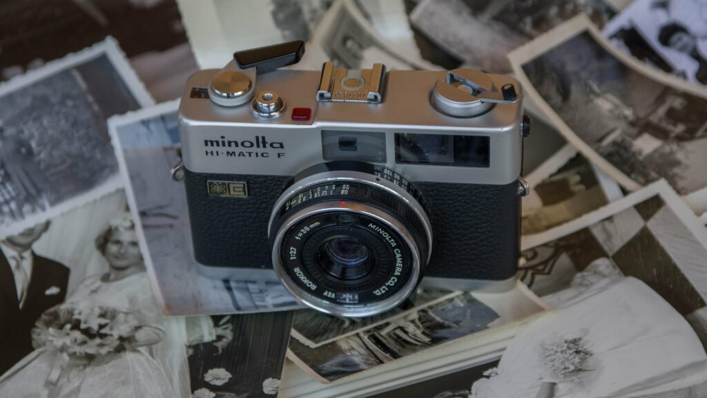 choisir un appareil photo argentique