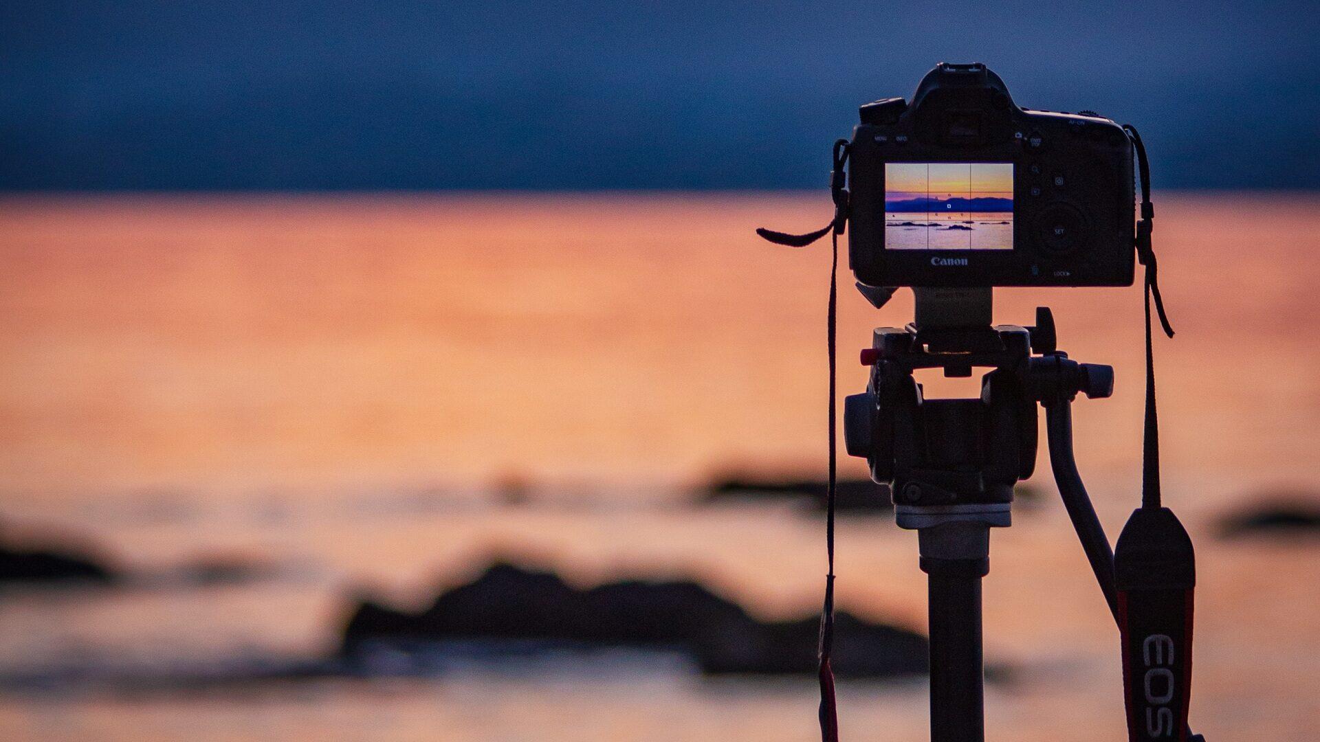 Pied appareil photo : quels types? Comment choisir?