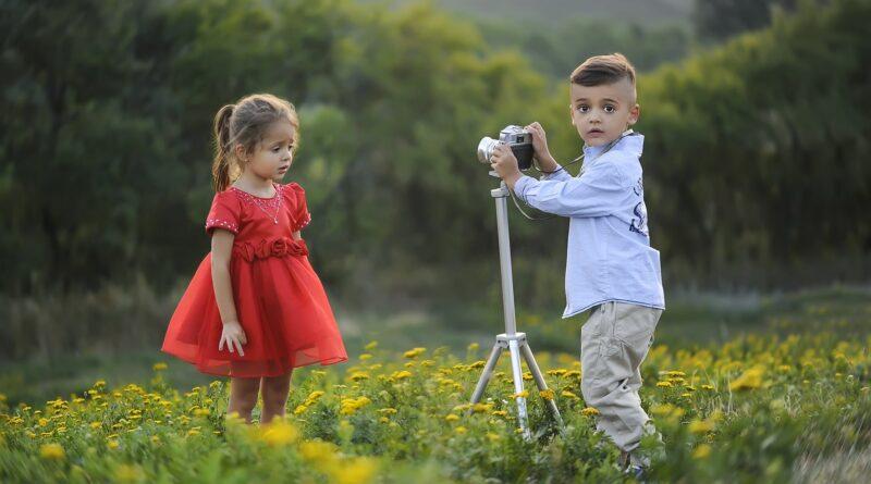Distance focale photo