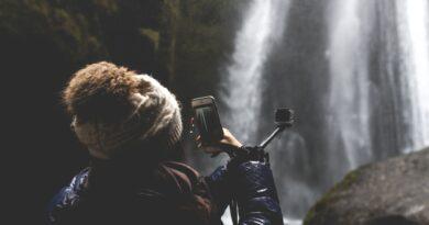 Photo de cascade