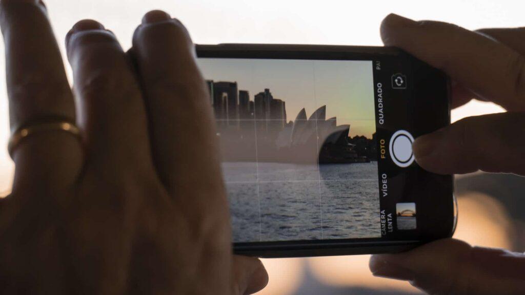 Résolution d'image smartphone