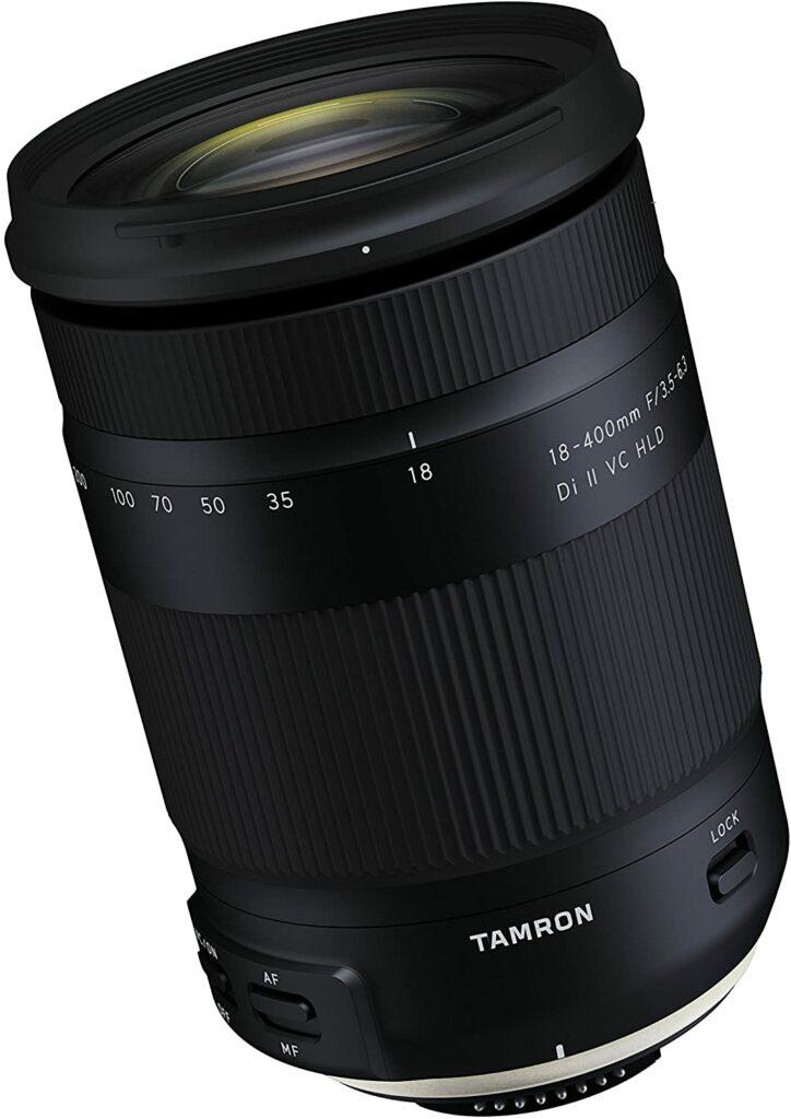 Tamron 18-400mm f3.5-6.3 DI II VC HL