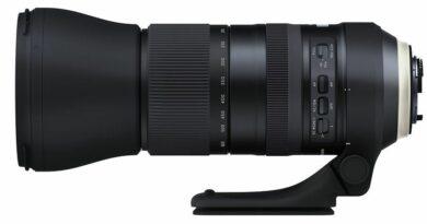 Tamron SP 150-600mm f5-6.3 Di VC USD G2