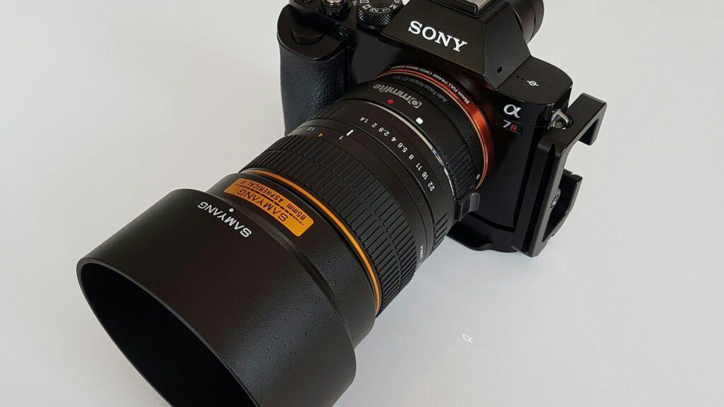 autofocus Sony A7R IV