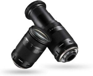 megazoom Tamron 18-400mm f3.5-6.3 DI II VC HL