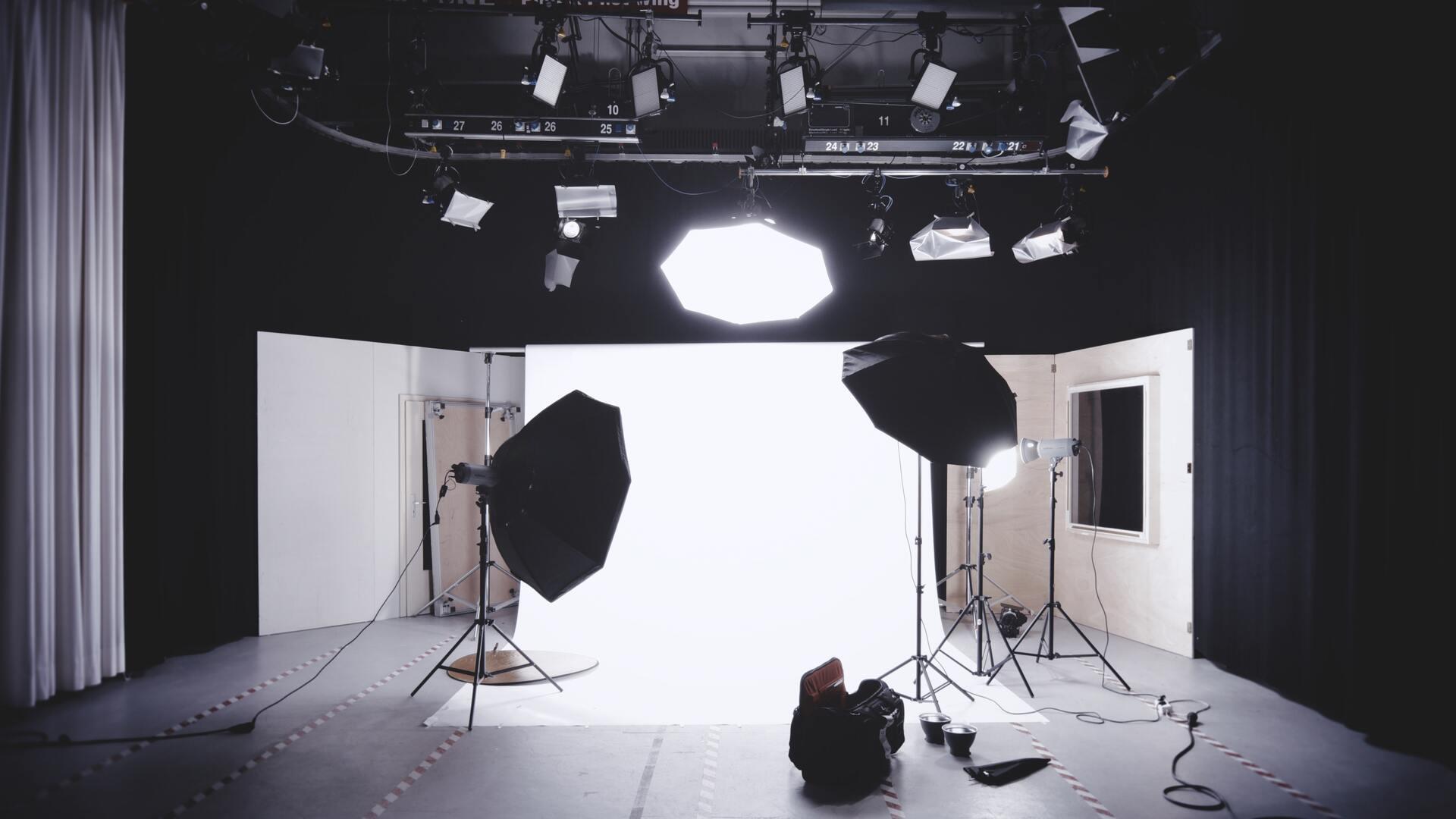 Studio photo : quel type d'éclairage choisir?