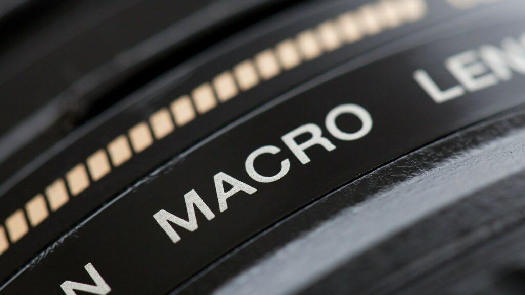 matériels macrophotographie