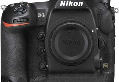 Nikon D6 face