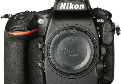 Nikon D810 face