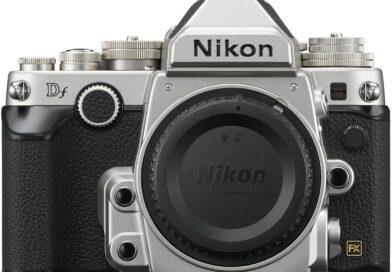 Nikon DF face