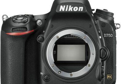 nikon D750 face