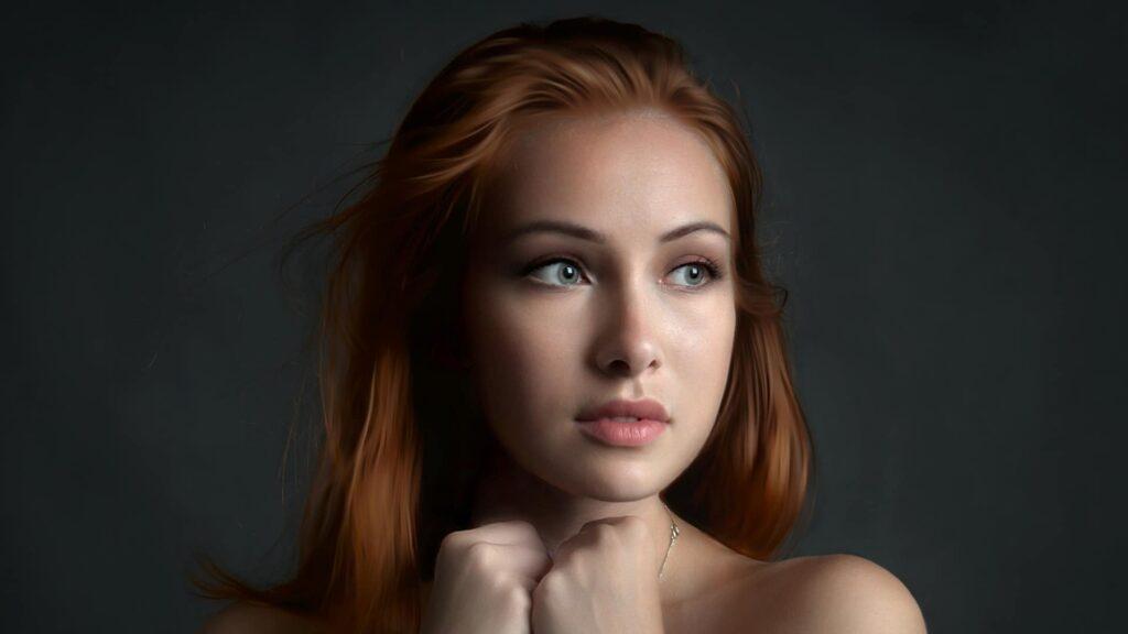 photo en portrait